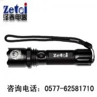 专业巡检强光手电筒 LED超亮耐摔手电筒