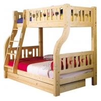 供应深圳学生床,上下铺木床,实木宿舍床