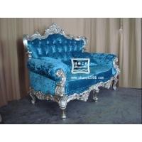 KTV实木雕刻沙发