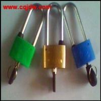通开表箱锁 电表箱30梅花长梁铜锁