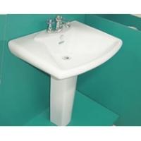 恒潔衛浴-立柱盆、龍頭系列