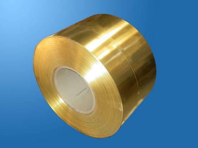 广东H68黄铜带 含铜量99.6%