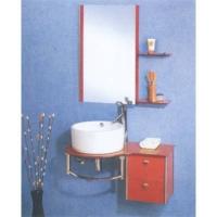 泰美家衛浴-PVC浴室柜343