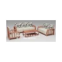 从零红椿木实木家具 沙发