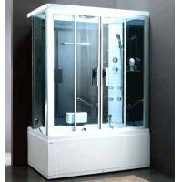 法标洁具-淋浴房-整体房、蒸气房(灰玻镀膜)