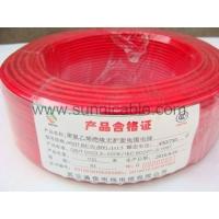 厂家直销 尚耐电缆 BV电线 1.5 mm2 CCC ISO