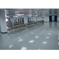 车间环氧防尘地板 重庆环氧地板漆