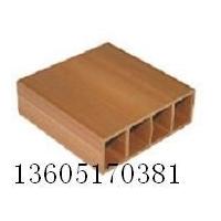 厂家直销绿可木生态木长城板生态木方通生态木龙骨生态木边