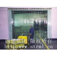 广州四通塑料门帘、塑胶门帘、PVC门帘