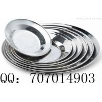 不锈钢菜盘