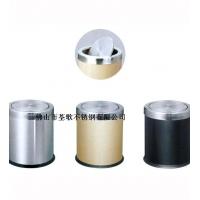 天津批发零售高档不锈钢双层垃圾桶,不锈钢垃圾桶价格