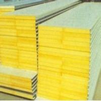 江苏南京供应玻璃棉夹芯板