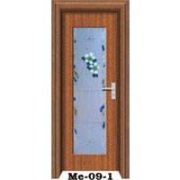 钢木室内套装门ME-09-1