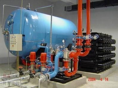 消防气压给水设备配套的消防泵和图片