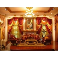 东坑窗帘 地毯 墙纸 百叶窗 地板胶
