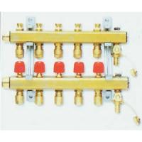 时代采暖-控制系统及配件-+GF+带锁闭阀的分集水器