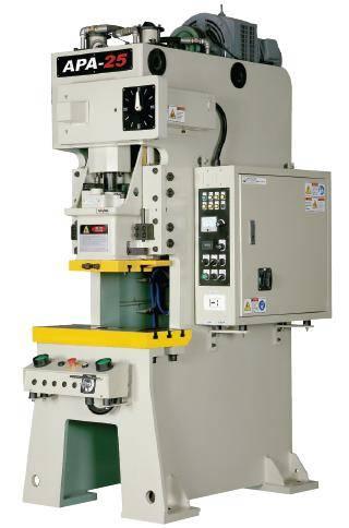 (徕富冲床)j21系列产品广泛应用精密电子,通讯,电脑,家用电器,汽车