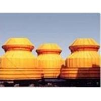 成都超低噪声圆型冷却塔,成都超低噪声逆流式冷却塔,四通玻璃钢