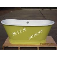 铸铁浴缸厂家直销贵妃铸铁浴缸
