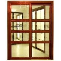 青岛城阳隔断门-玻璃推拉门
