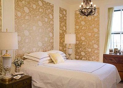 背景墙 房间 家居 起居室 设计 卧室 卧室装修 现代 装修 400_286
