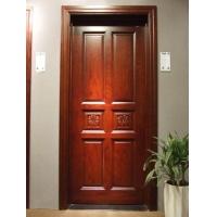 欧式实木复合门