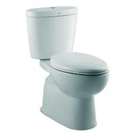 南京坐便器-科德3/4.5升加长型分体座厕400mm(缓降盖