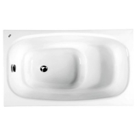 南京洁具-钢板搪瓷浴缸-坐泡式浴缸