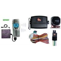 GSM汽车防盗黑匣子