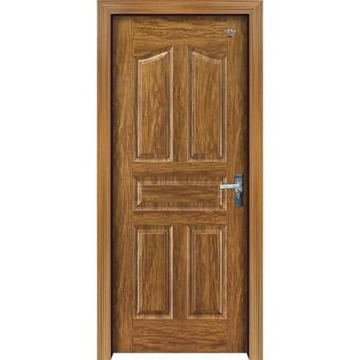 南京木门-南京星星套装门-胡桃木欧式五框