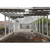 雅致轻钢结构活动房