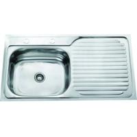 不锈钢水槽LS9050