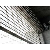 安裝廣州不銹鋼通花卷閘門,廣州不銹鋼電動卷閘門