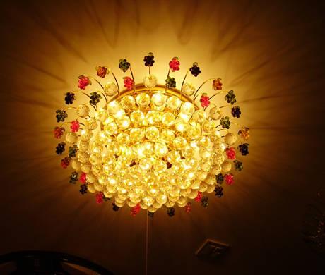 百迪灯饰-灯具-水晶灯
