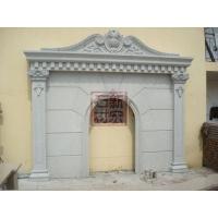 石材干挂 欧式石雕装饰 现代石材外墙干挂