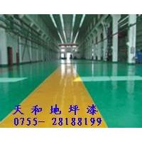 天和牌地下停车场地板漆价格,深圳地下车库地坪漆工程