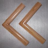 厂家低价出售椴木圆角国画框-椴木国画框厂家-琦琦画框厂
