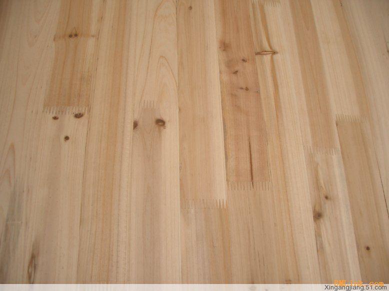 厂家直销:优质杉木指接板18mm