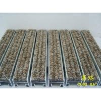 成都铝合金除尘垫 铝合金防尘地毯