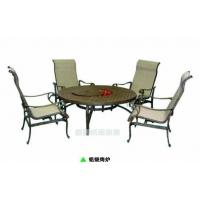 户外金属家具,天津户外金属桌椅,花园家具