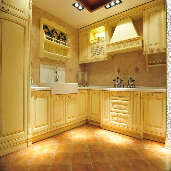 欧睿宇邦|整体橱柜|欧式复古风格|实木|橡木