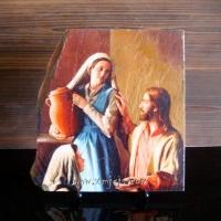 基督教装饰品,基督教产品,圣诞装饰品,基督教工艺画