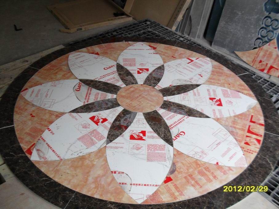 陶瓷拼花产品图片,陶瓷拼花产品相册 诚美水切割加工厂