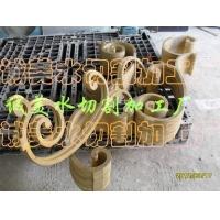 楼梯护栏铜花切割加工