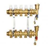 森威尔采暖分集水器  郑州纯铜分集水器
