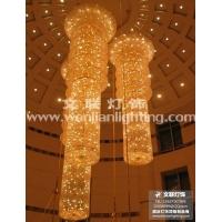 广东星级酒店大堂灯具生产厂家,酒店大堂灯具价格
