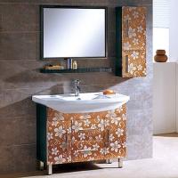 不锈钢浴室柜8022-箭山洁具-箭山卫浴