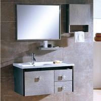 不锈钢浴室柜8036-箭山洁具-箭山卫浴