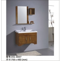实木浴室柜8007-箭山洁具-箭山卫浴