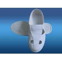防静电四孔鞋/防静电四眼鞋/防静电PVC鞋